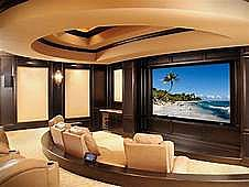 Jasa setting / pemasangan  home theater